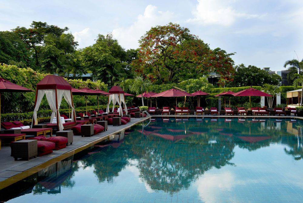 Swimming Pool, The Sukhothai, Bangkok