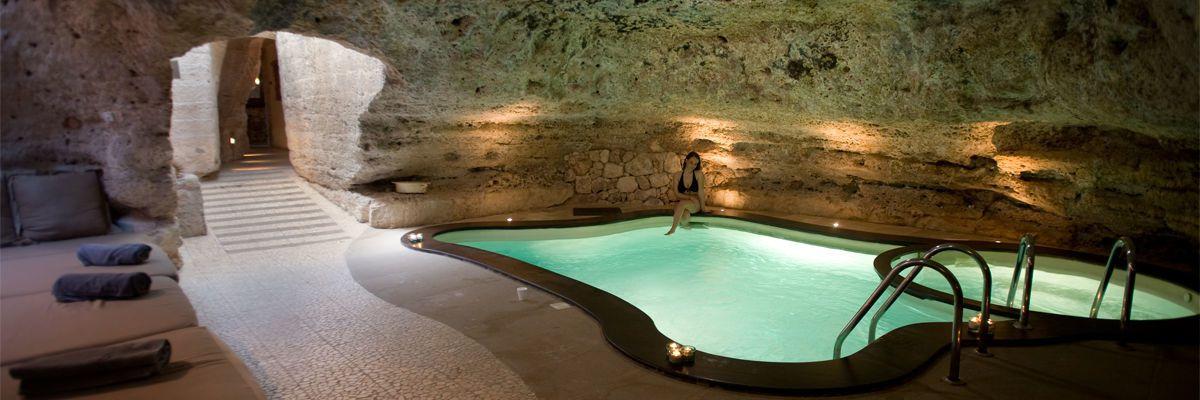 Swimming pool, Masseria Torre Coccaro, Puglia