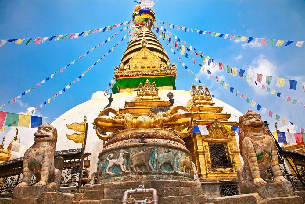 Swyambunath, Kathmandu