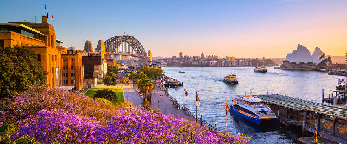 FREE Sydney Experience on all our New South Wales holidays