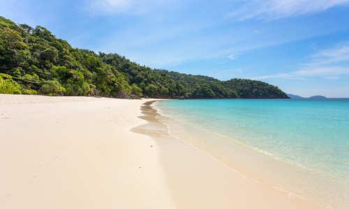 Ta Fook Island, Mergui Archipelago, Myanmar