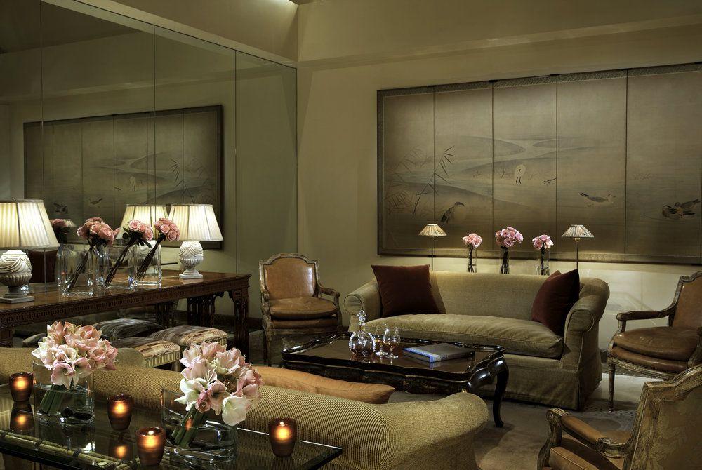 Taj Campton Place, lobby lounge