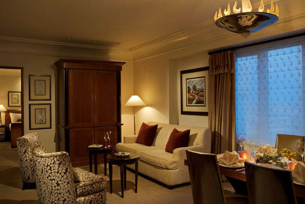 Taj Campton Place, executive suite