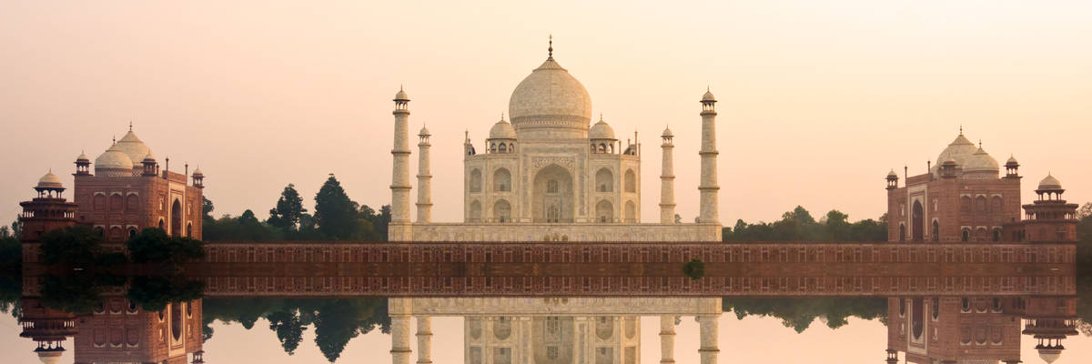 Experience the majesty of India