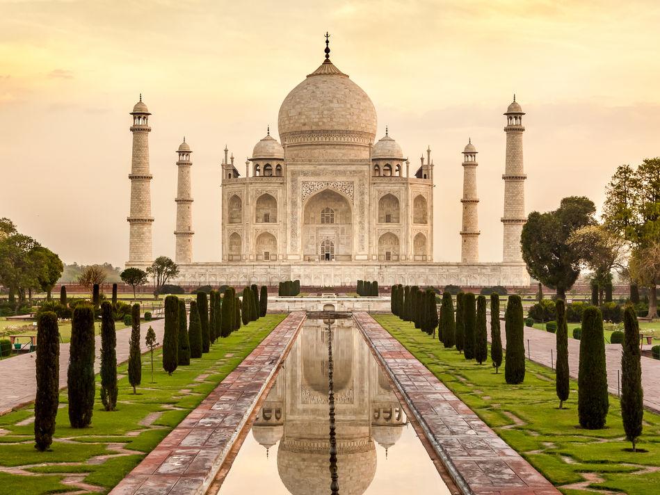 Taj Mahal, India - Seabourn Sojourn 2020 World Cruise
