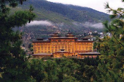 Exterior, Taj Tashi Thimphu, Thimphu
