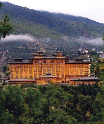 Taj Tashi Thimphu, Bhutan