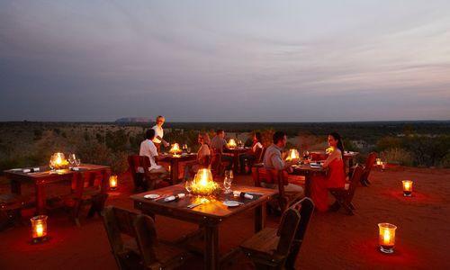 Tali Wiru Dining Experience, Uluru