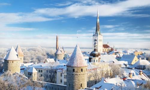 Belles of the Baltic - Helsinki, Stockholm & Tallinn