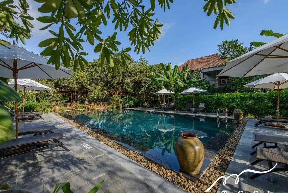 Tam Coc Gardens, Ninh Binh