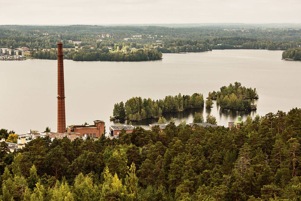 Tampere (credit: Visit Finland)
