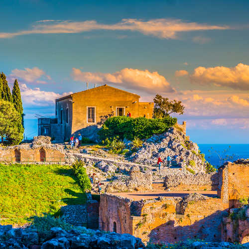 Uncover the secrets of Sicily