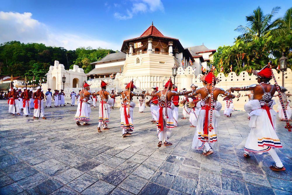 Temple of the Tooth Relic, Dalada Maligawa, Kandy