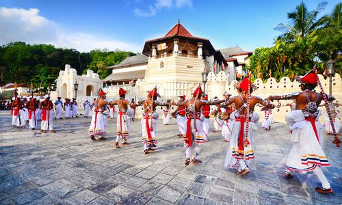 Temple of the Tooth Relic, Dalada Maligawa