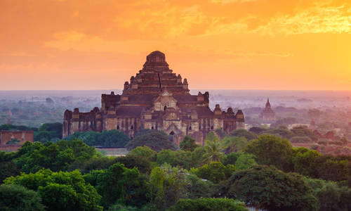 Picture of Majestic Myanmar