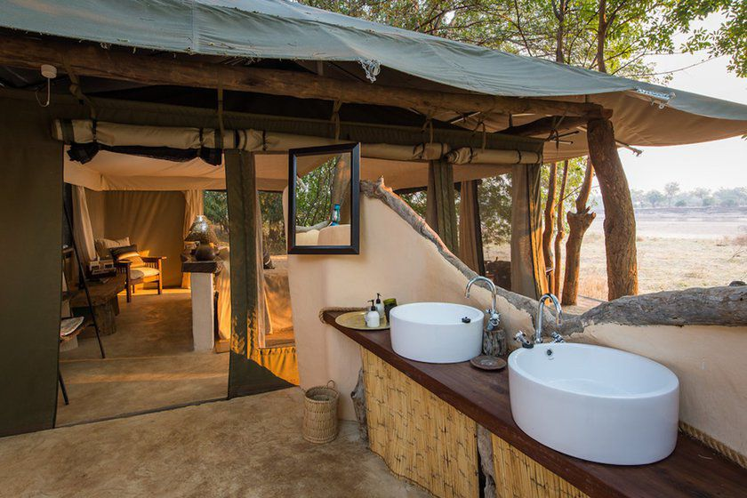Tena Tena Camp, South Luangwa National Park, Zambia