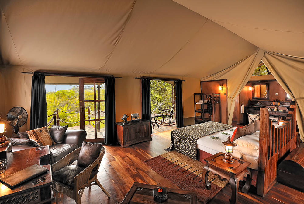 Tent, Elewana Serengeti Migration Camp