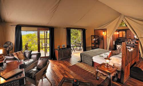Tent, Elewana Serengeti Migration Camp