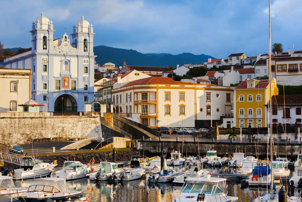 Terciera, Azores