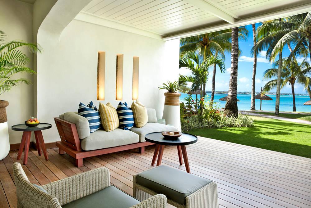 Terrace, Beachfront Suite