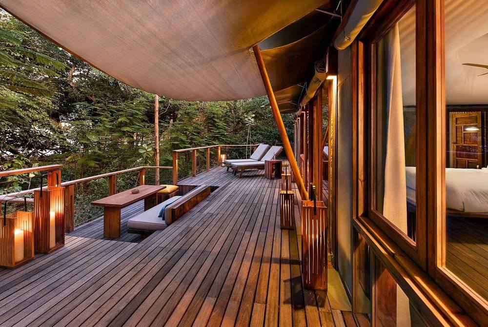 Terrace, Kasiiya Papagayo, Costa Rica