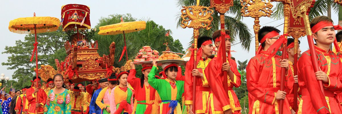 Tet, Vietnamese New Year