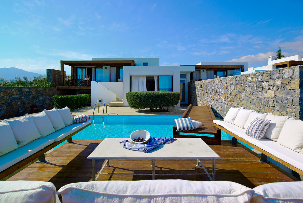 3 bedroom Thalassa Villa private pool