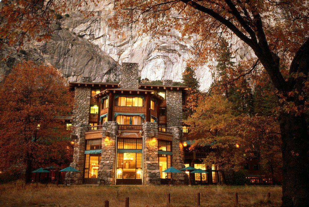 The Ahwahnee Hotel - Yosemite National Park