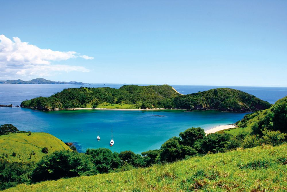 The Bay of Island, Northland, New Zealand