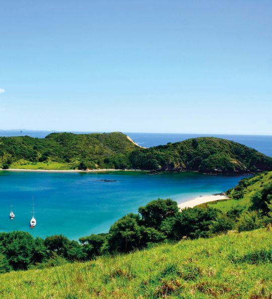 Northland, The Bay of Islands