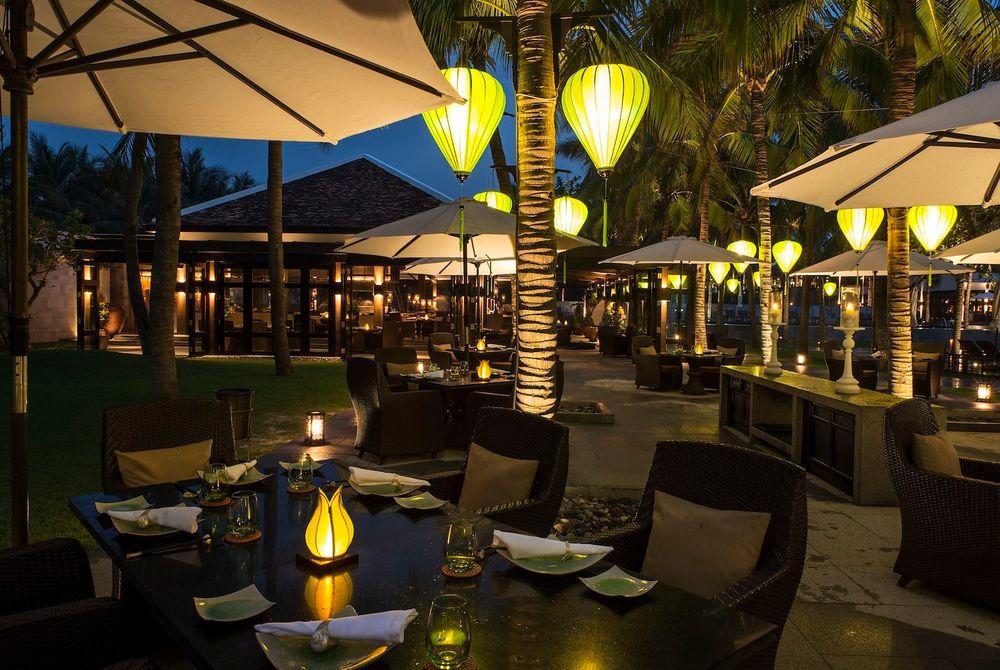 The Beach Restaurant, Nam Hai, Hoi An