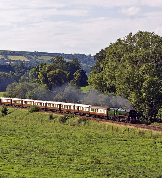 Belmond British Pullman in Kent