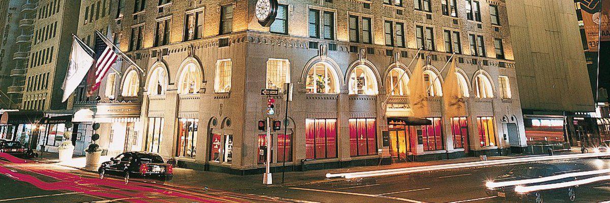 The Benjamin, NY
