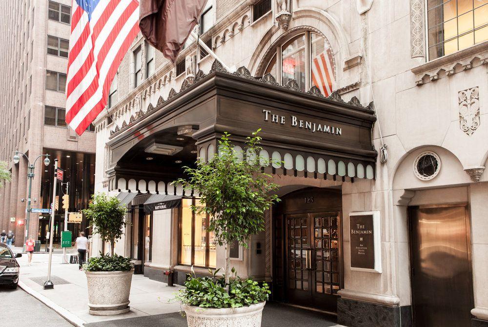 The Benjamin, New York