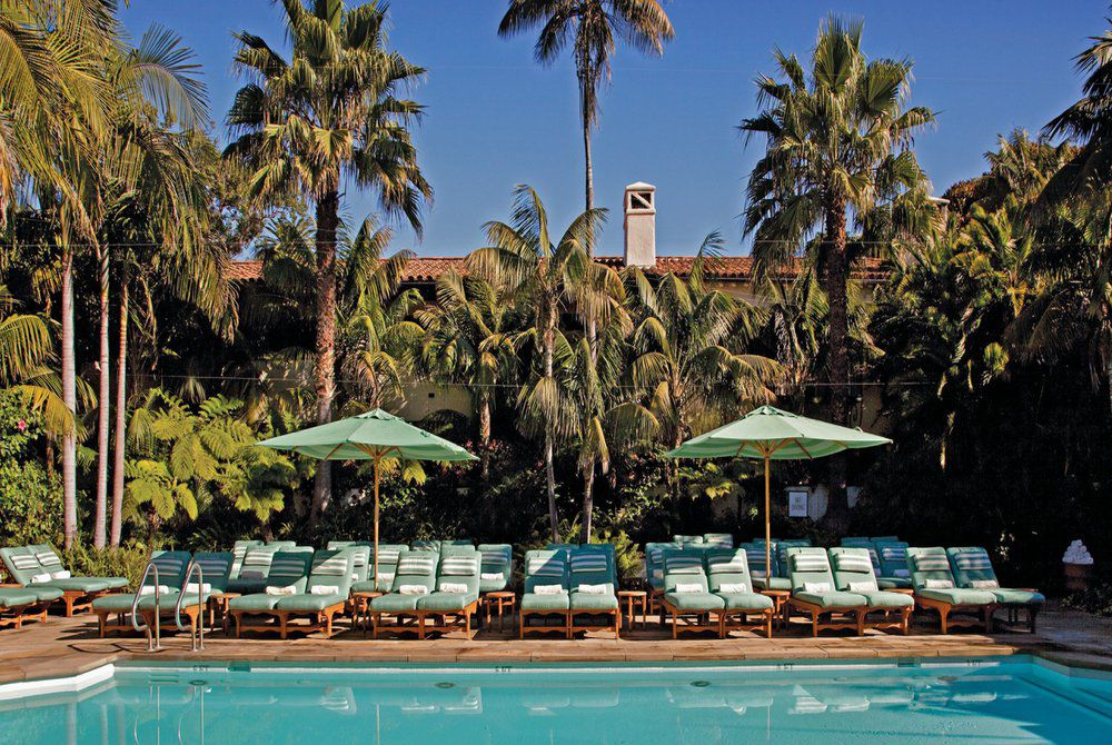 The Biltmore, swimming pool
