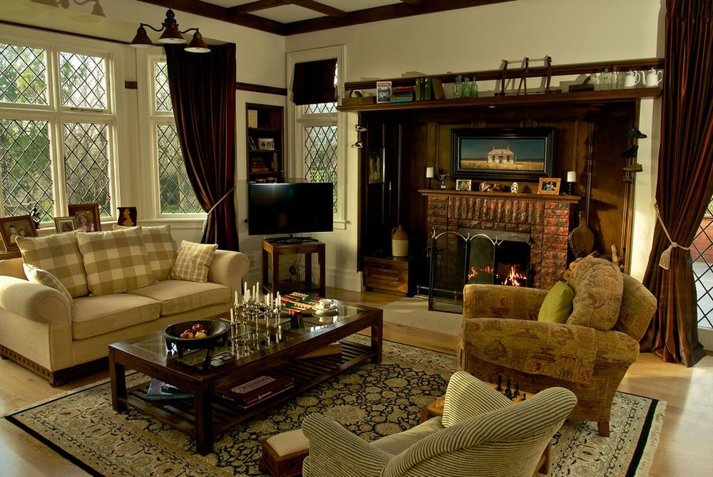 The Birches lounge, New Zealand