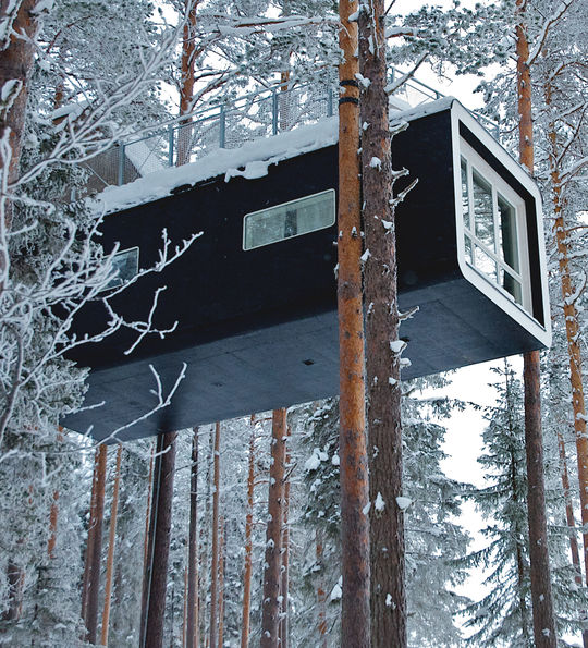 The Cabin, Treehotel