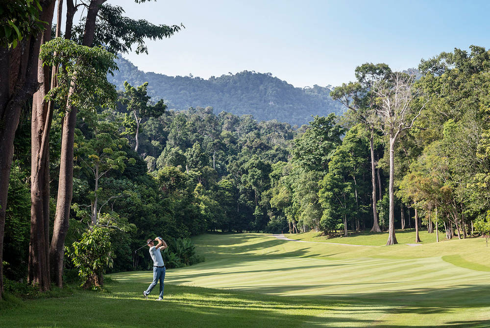 Els Club Teluk Golf Club, The Datai Langkawi
