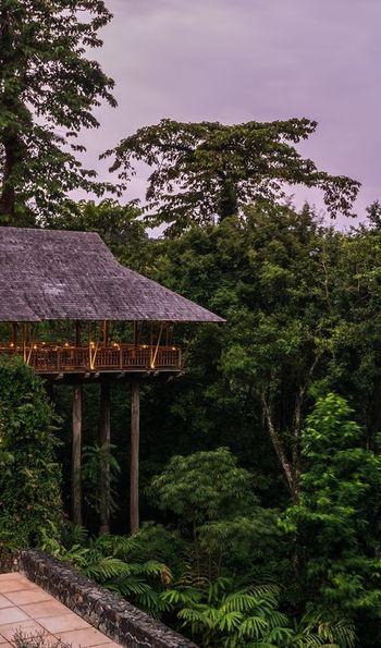 The Pavilion restaurant, Datai Langkawi