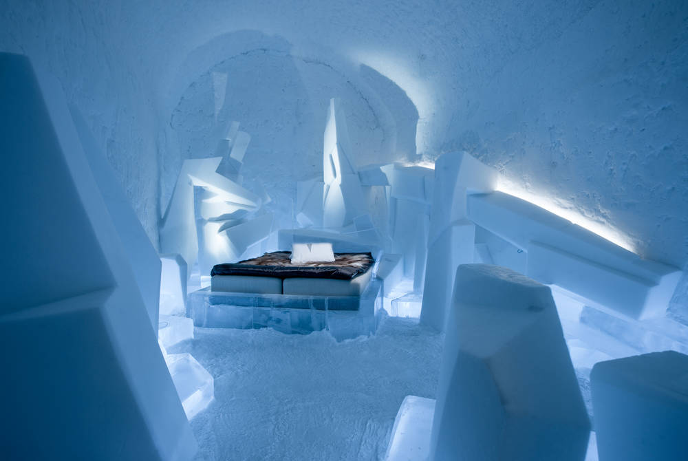 The Drift, Art Suite, ICEHOTEL