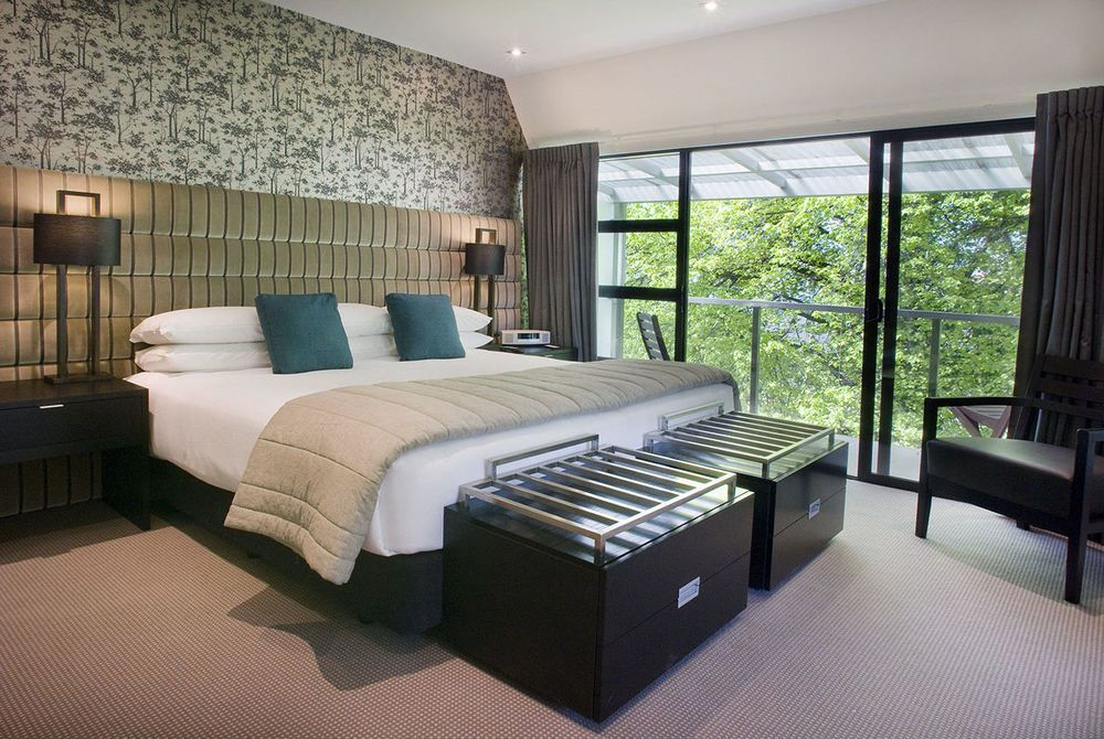 The George park suite, New Zealand