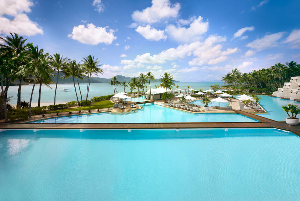 The Hayman Pool – InterContinental Hayman Island Resort