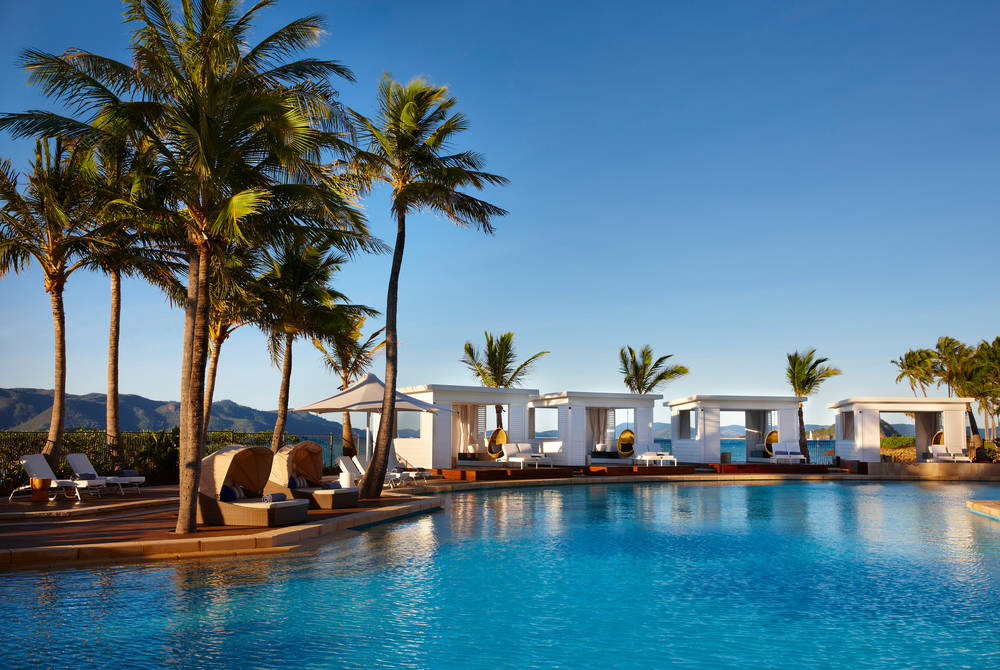 The Hayman Pool Cabana – InterContinental Hayman Island Resort