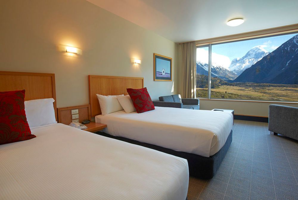 The Hermitage premium room, New Zealand