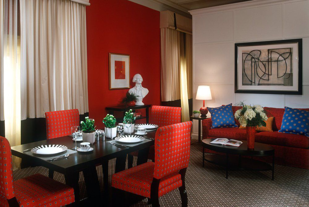 The Hotel Monaco