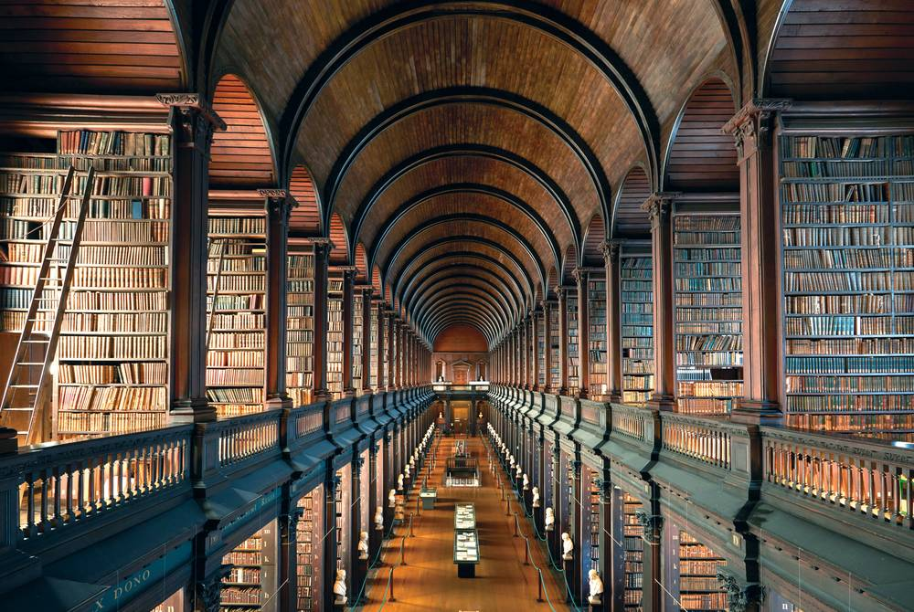 The Long Room, Trinity College Dublin