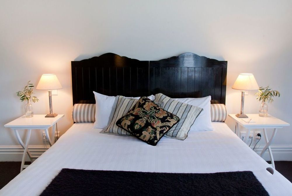 The Martinborough Hotel bedroom, New Zealand