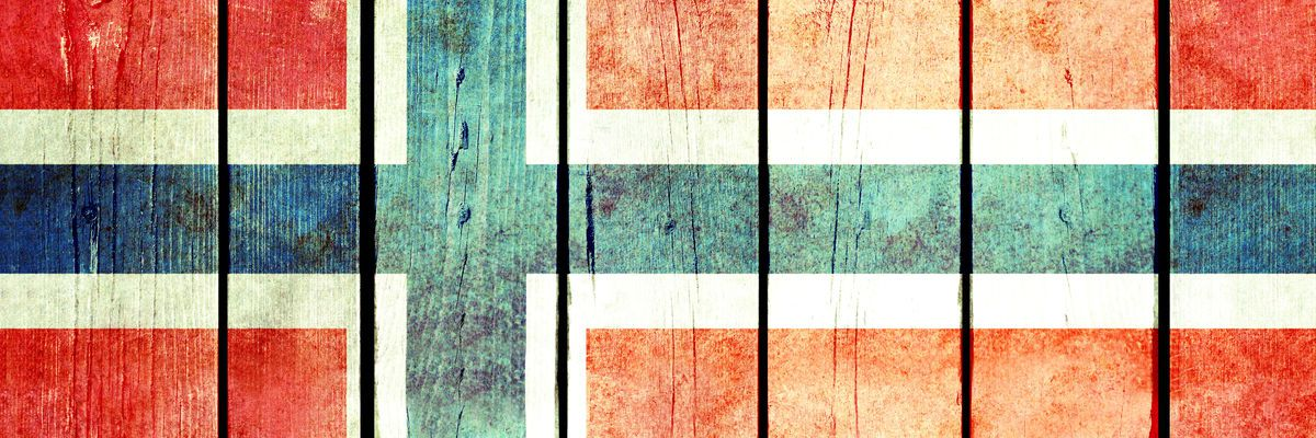 Honouring Norway's Constitution Day