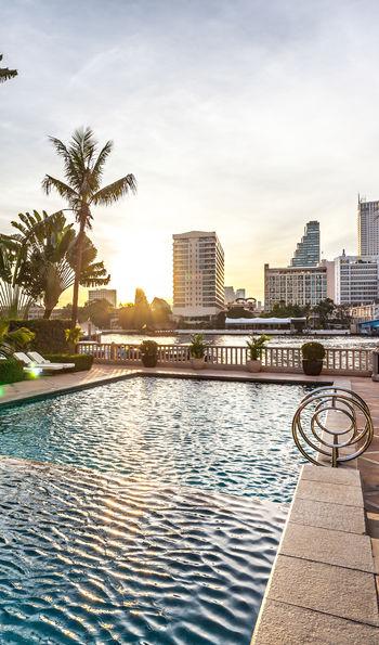 Pool, The Peninsula Bangkok