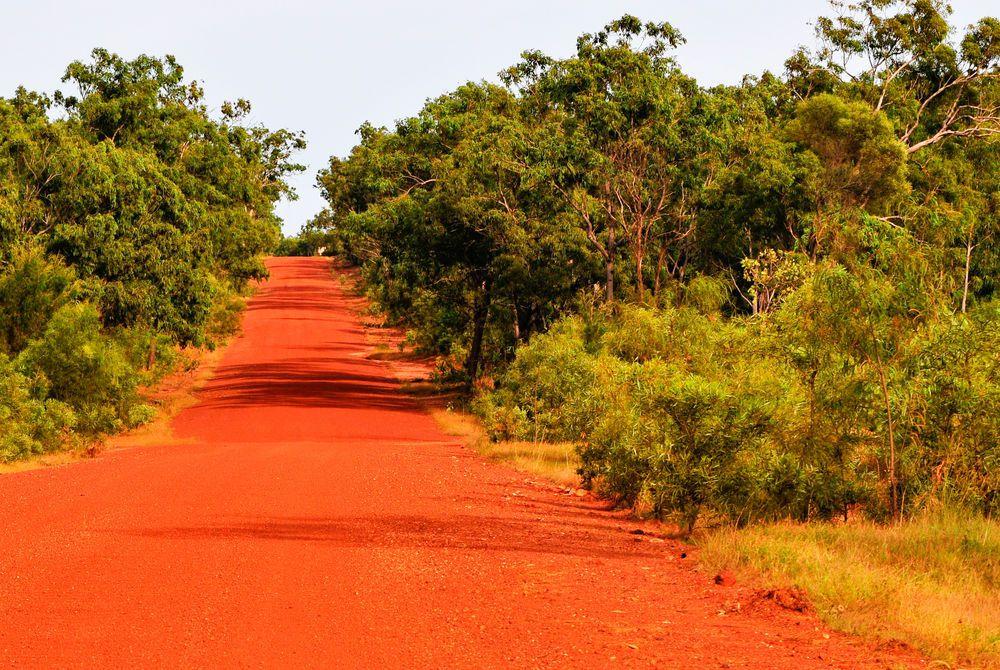 The Red Centre, Australia